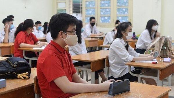 Điểm thi tốt nghiệp THPT 2020: Thuận lợi cho tuyển sinh ĐH?