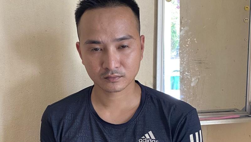 Đối tượng Nguyễn Văn Thiết. Ảnh: Công an tỉnh Thanh Hóa.