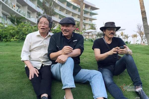 Trần Tiến, Nguyễn Cường bàng hoàng biết tin Phó Đức Phương qua đời