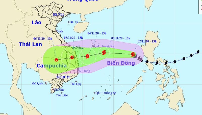 Khó đoán định về bão số 10, miền Trung đề phòng lũ quét, sạt lở và sự cố các hồ