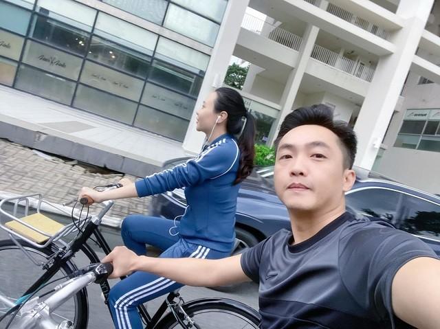 Đàm Thu Trang nhuận sắc sau sinh, ông xã Cường Đôla tấm tắc khen - 6