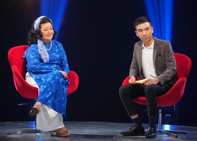 NSND Kim Cương lần đầu kêu gọi tìm kiếm người con gái thất lạc 42 năm - 4