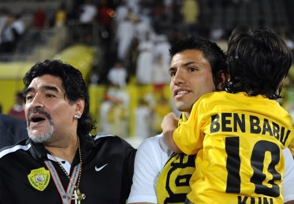 Maradona và cuộc sống riêng nhiều màu sắc - 6