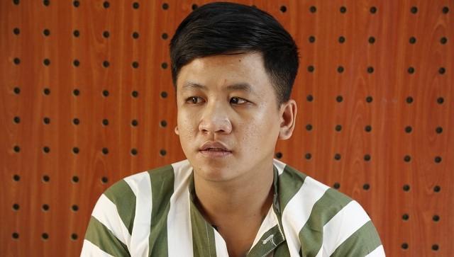 Nghi can Lê Tấn Thành.