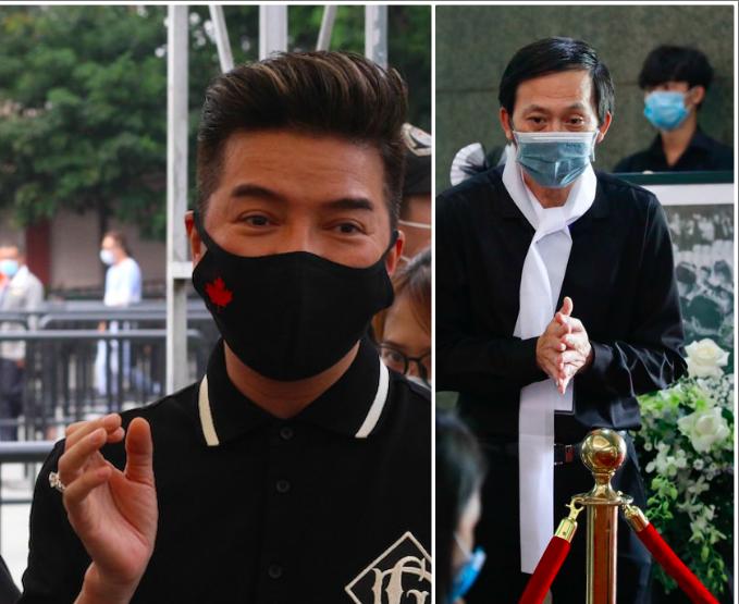 Đàm Vĩnh Hưng bất ngờ nói về tình hình sức khỏe NSƯT Hoài Linh khiến fan lo lắng - Ảnh 1.