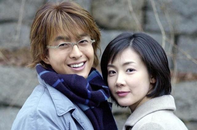 Cuộc hôn nhân kỳ lạ của ông hoàng làn sóng Hàn Quốc bên vợ trẻ - 2