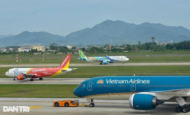 Hà Nội sẽ có thêm 1 sân bay - 1