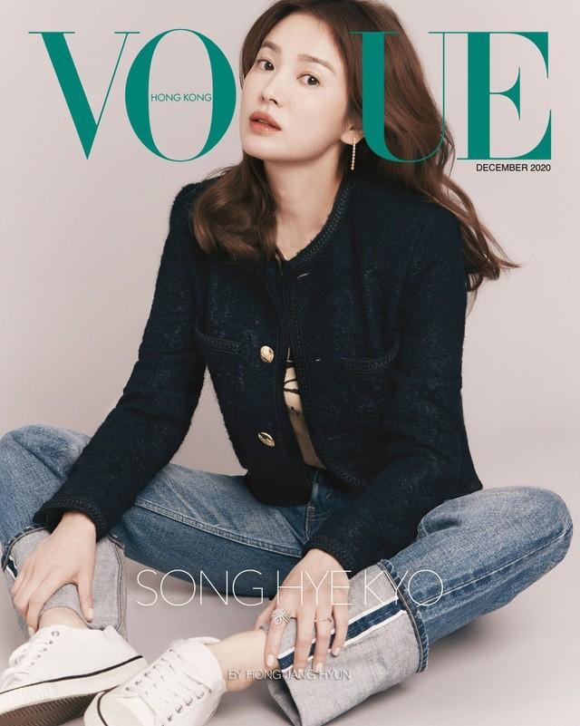 Song Hye Kyo xinh đẹp đón năm mới, tiết lộ người ảnh hưởng nhất - 5
