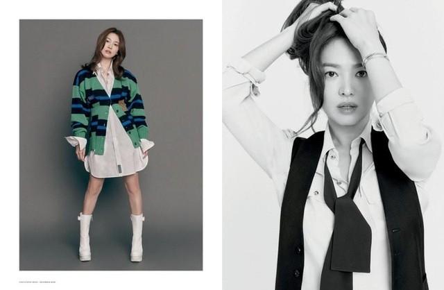 Song Hye Kyo xinh đẹp đón năm mới, tiết lộ người ảnh hưởng nhất - 6