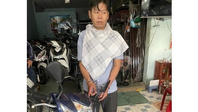 Truy bắt gã đàn ông chuyên chuốc thuốc mê cướp xe máy