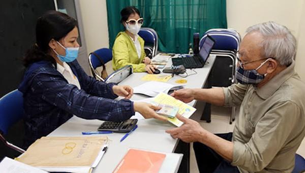 Thông tin về việc chi trả lương hưu và quà Tết tại Hà Nội