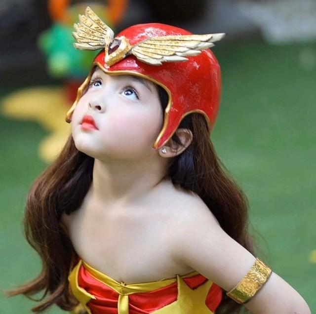 Nhan sắc vạn người mê của con gái mỹ nhân đẹp nhất Philippines - 9