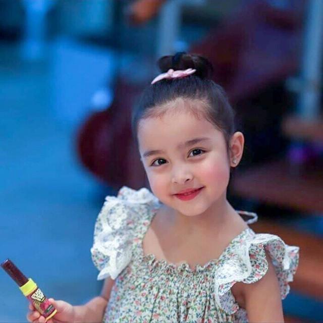 Nhan sắc vạn người mê của con gái mỹ nhân đẹp nhất Philippines - 8