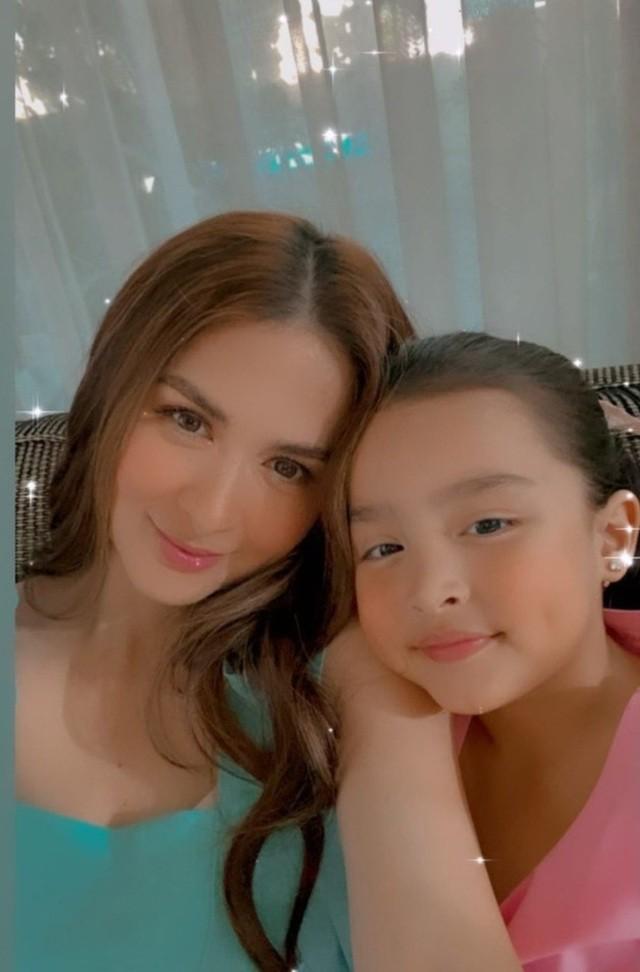 Nhan sắc vạn người mê của con gái mỹ nhân đẹp nhất Philippines - 4