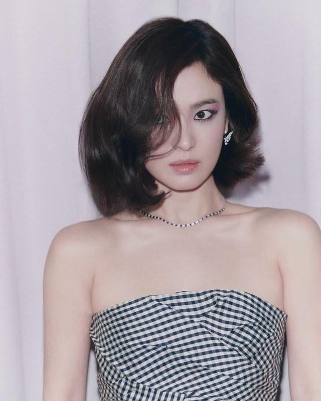 Câu trả lời thẳng thừng của Song Hye Kyo về tin đồn ngoại tình khiến Song Joong Ki đệ đơn ly hôn - Ảnh 3.