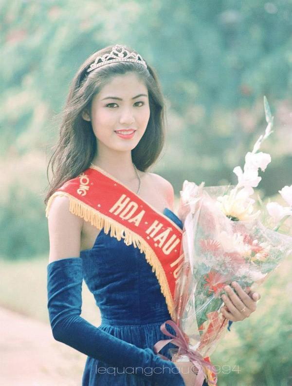 Cuộc đời truân chuyên của ba hoa hậu Việt sinh năm 1976 - Ảnh 4.