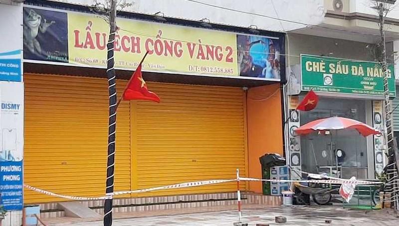 Thông báo khẩn về trường hợp nghi nhiễm Covid-19 mới ở Quảng Ninh