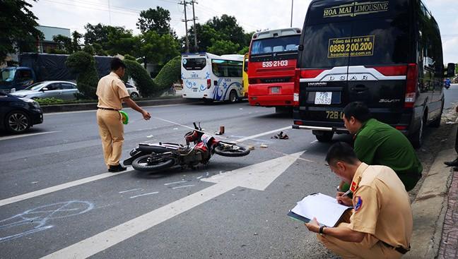Cảnh báo về 2 thời điểm dễ xảy ra tai nạn giao thông dịp Tết