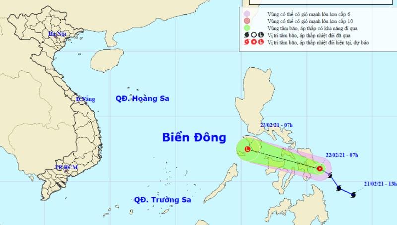 Đề phòng tình huống xấu trên Biển Đông sau bão Dujuan