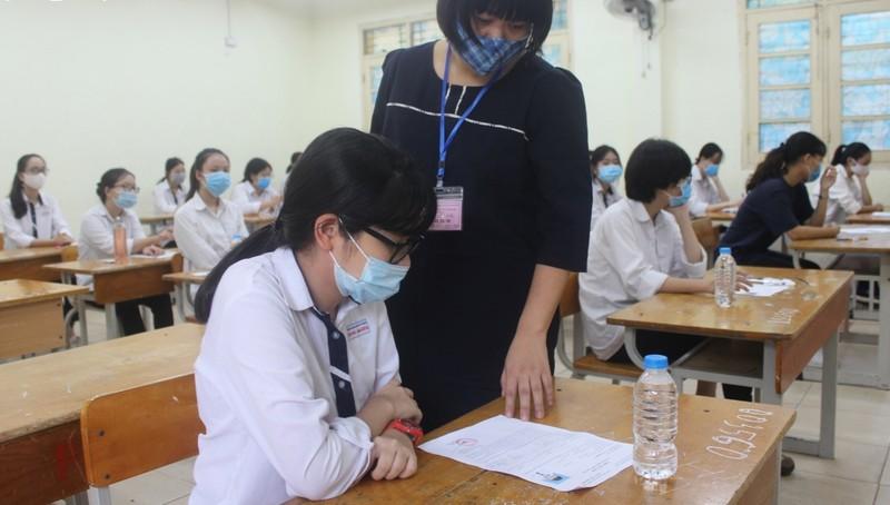 Cập nhật 12 khu vực tuyển sinh vào lớp 10 tại Hà Nội