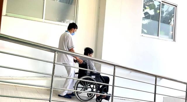 Quyên góp được hơn 400 triệu cho diễn viên Thương Tín, diễn viên Kim Chi thông báo ngừng nhận tiền - Ảnh 1.