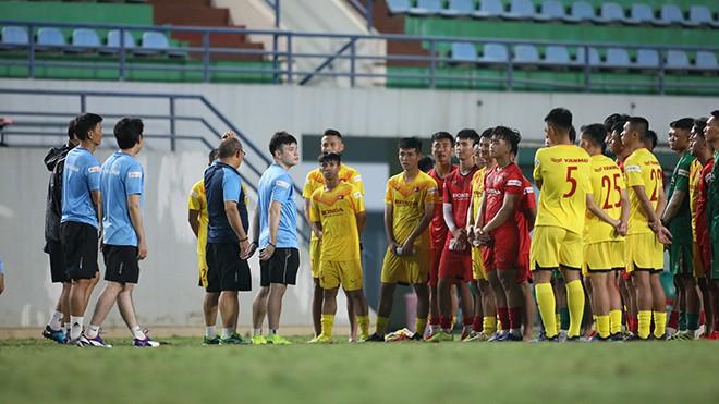 bóng đá, bóng đá Việt Nam, bóng đá hôm nay, tin bóng đá, tin tuc bong da, Viettel, Trọng Hoàng, Ngọc Hải, Bùi Tiến Dũng, đội tuyển Việt Nam