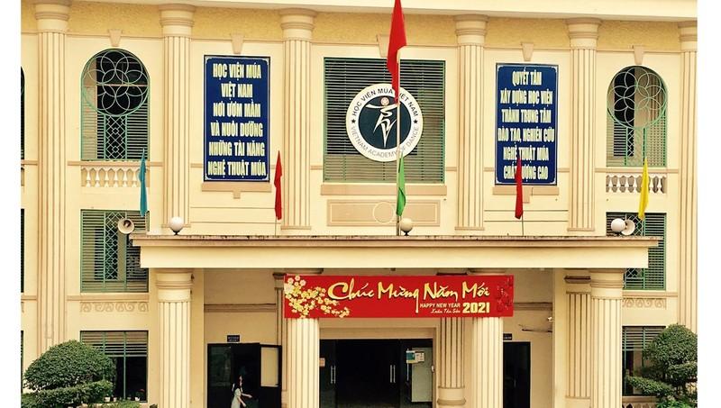 Bộ Giáo dục và Đào tạo lên tiếng vụ Học viện Múa Việt Nam đào tạo 'chui'