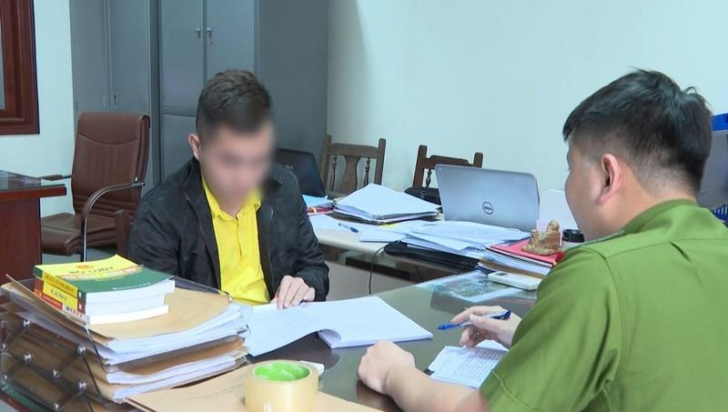 Rao làm CCCD số đẹp giá 40-50 triệu đồng, nam thanh niên bị công an xử phạt