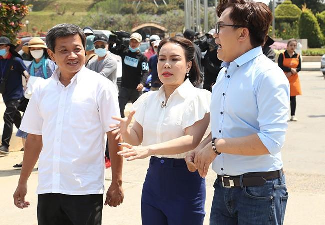 Việt Hương: 'Tôi áp lực khi mua xe cứu thương cho anh Đoàn Ngọc Hải'