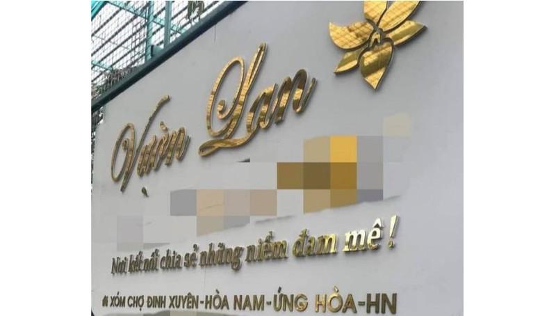 Công an xác minh thông tin chủ vườn lan ở Hà Nội 'ôm' cả chục tỷ đồng bỏ trốn