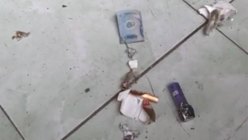 Điều tra vụ bao thuốc lá nổ làm người đàn ông bị thương