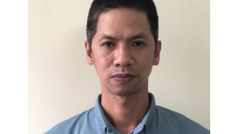 Đối tượng Nguyễn Quang Bình. Ảnh: Công an tỉnh Quảng Ninh.