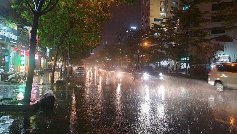 Thời tiết Hà Nội và cả nước tuần này