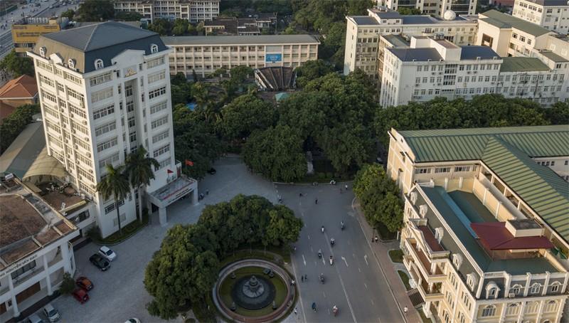 4 trường đại học Việt Nam lọt bảng xếp hạng tầm ảnh hưởng thế giới