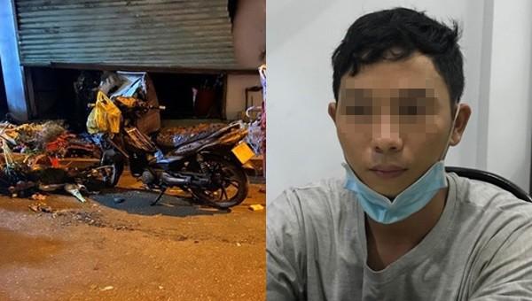 Gã bán hoa nửa đêm đốt nhà cặp vợ chồng trẻ khiến 1 người thiệt mạng