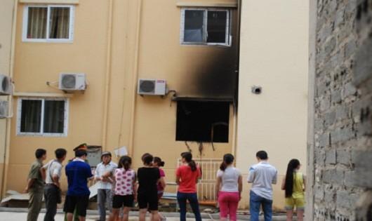 Nghi vấn nổ bình Gas ở Lào Cai khiến 2 vợ chồng thiệt mạng