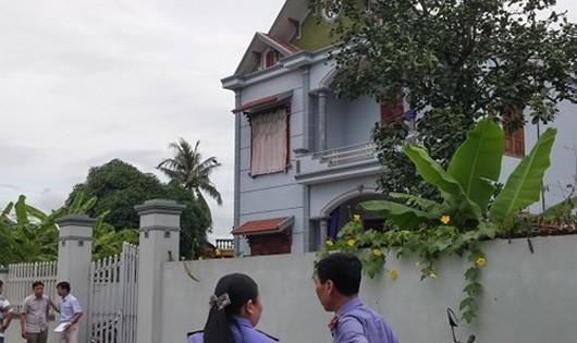 Chấn động Quảng Ninh: 4 bà cháu chết trong biệt thự mới xây