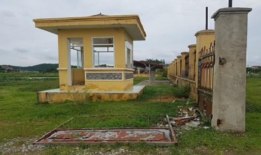 Hàng loạt dự án tại xã Nam Sơn (TP. Bắc Ninh) sai phạm, bị bỏ hoang.