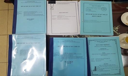 Các hồ sơ, tài liệu liên quan đến việc triển khai đấu thầu gói thầu số 1 của dự án ĐTXD cải tạo, nâng cấp đường Nội Doi - Cung Kiệm, huyện Quế Võ.