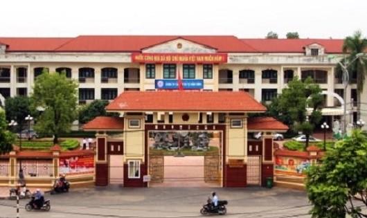 UBND huyện Vĩnh Tường (nguồn: Internet)