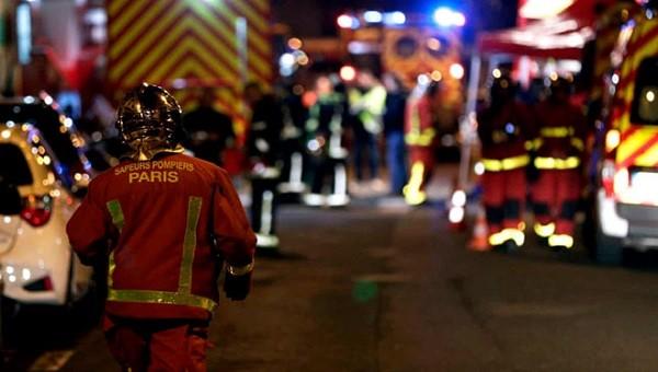Cháy lớn ở Paris khiến 7 người thiệt mạng