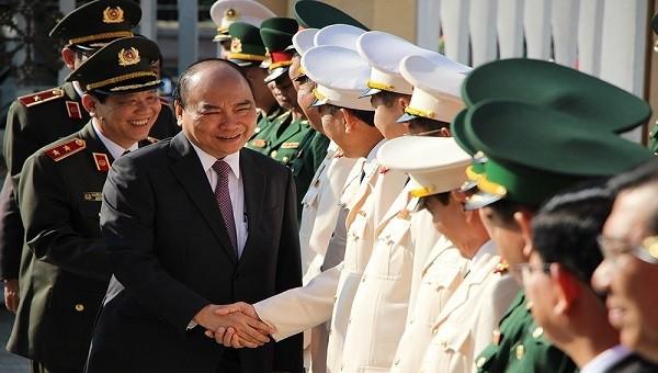 Thủ tướng Nguyễn Xuân Phúc xông đất, chúc Tết Đà Nẵng