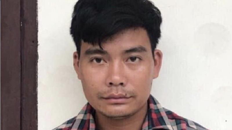Đối tượng Nguyễn Đắc Hoà.
