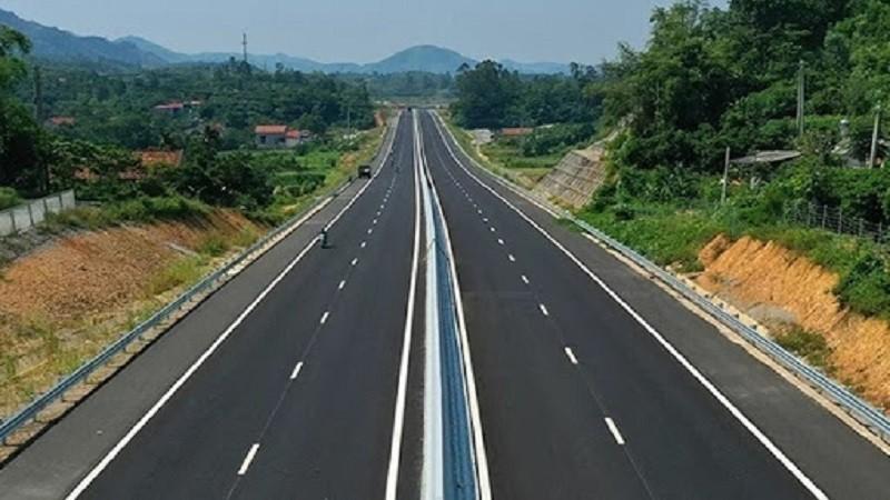 Sắp đấu thầu nhiều gói thầu lớn của dự án cao tốc Phú Thọ - Tuyên Quang