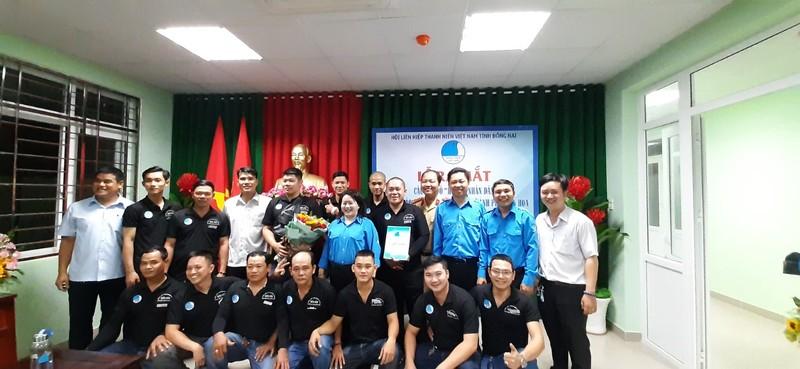 Đồng Nai ra mắt 3 câu lạc bộ thanh niên hỗ trợ người dân gặp sự cố giao thông