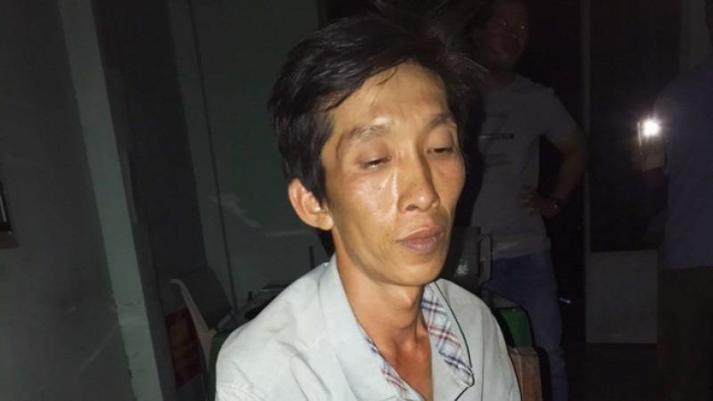 Bị can Phan Hoàng Hải