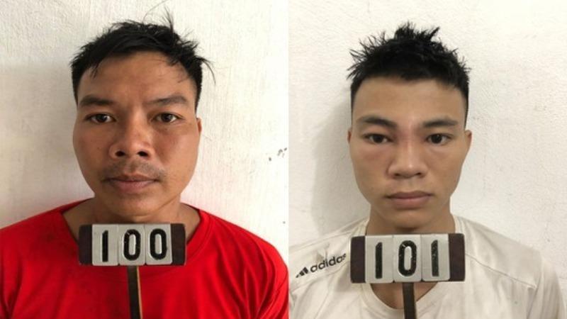 Khởi tố, bắt tạm giam 2 anh em chém Công an trọng thương