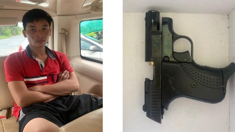 Nguyễn Khánh Ly và khẩu súng gây án