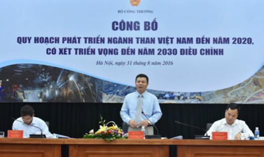 Ngành than vào diện điều chỉnh quy hoạch phát triển đến năm 2020