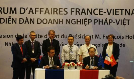 Doanh nghiệp Pháp lập chuỗi nuôi lợn sạch tại Việt Nam